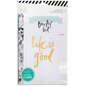 Bucket List Planner Inserts - Heidi Swapp Memory Planner - Large