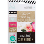 Calendar Stickers, 2 sheets - Heidi Swapp Memory Planner