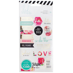 Floral Memory Planner Stickers - Heidi Swapp