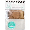 Mini Envelopes & Tags - Heidi Swapp Memory Planner Heidi Swapp-Memory Planner Mini Envelopes And Tags. The perfect addition to your Memory Planner (sold separately). This 3.25x5 inch package contains six tags in assorted designs and six envelopes.