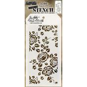 Roses Tim Holtz Layered Stencil