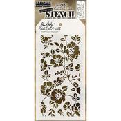 Floral Tim Holtz Layered Stencil