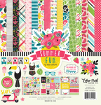 Summer Fun Collection Kit - Echo Park