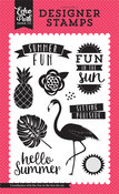 Fun In The Sun Stamp - Summer Fun - Echo Park