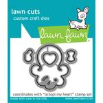 Octopi My Heart Dies - Lawn Fawn