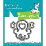 Octopi My Heart Dies - Lawn Fawn