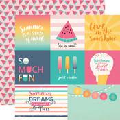 Multi Journaling Cards Paper - Summer Dreams - Echo Park