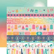 Border Strips Paper - Summer Dreams - Echo Park