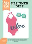Summer Essentials Die Set - Summer Dreams - Echo Park
