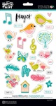 Icons - Illustrated Faith Seeds Of Faith Puffy Stickers