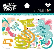 Seeds Of Faith Designer Clips - Illustrated Faith