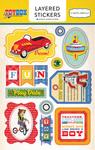Layered Stickers - Toybox - Carta Bella