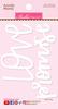 Love & Promise Acrylic Words - Bella Blvd