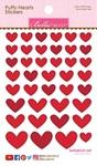 McIntosh Mix Puffy Hearts Stickers - Bella Blvd