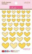 Bell Pepper Mix - Puffy Heart Stickers