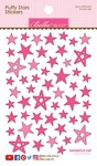 Punch Mix - Puffy Star Stickers