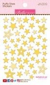 Bell Pepper Mix Puffy Stars Stickers - Bella Blvd