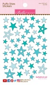 Ice Mix Puffy Stars Stickers - Bella Blvd