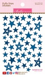 Blueberry Mix Puffy Stars Stickers - Bella Blvd
