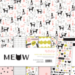 Meow Paper and Accessories Kit - My Mind's Eye