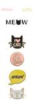 Meow Enamel Pins - My Mind's Eye