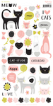 Meow Sticker Sheet - My Mind's Eye