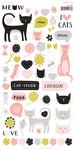 Meow Sticker Sheet - My Mind's Eye