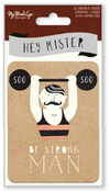Journaling Cards - Hey Mister - My Mind's Eye