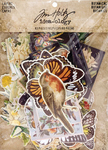 Botanical Idea-Ology Layers Die-Cuts 83/Pkg, Tim Holtz