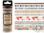 Postal Idea-ology Design Tape, Tim Holtz