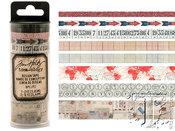 Postal Idea-ology Design Tape, Tim Holtz