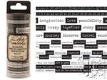 Chatter Idea-ology Design Tape, Tim Holtz