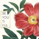 BeYOUtiful Gold Foiled Paper - In Bloom - My Mind's Eye
