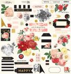 Chipboard Elements - In Bloom - My Mind's Eye