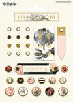 Decorative Brads - In Bloom - My Mind's Eye