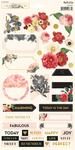 In Bloom Sticker Sheet - My Mind's Eye