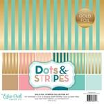 Gold Foil Stripe Collection Kit - Echo Park