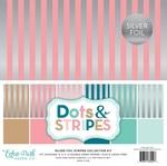 Silver Foil Stripe Collection Kit - Echo Park
