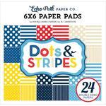 Summer 6 x 6 Paper Pad - Echo Park