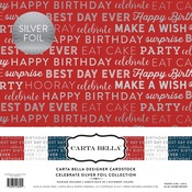 Celebrate Foil Collection Kit - Carta Bella