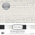 True Love Foil Collection Kit - Carta Bella