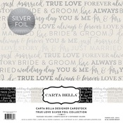 True Love Foil Collection Kit - Carta Bella