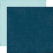 Navy - Light Blue Paper - Go See Explore - Echo Park