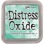 Cracked Pistachio Distress Oxides Ink Pad - Tim Holtz