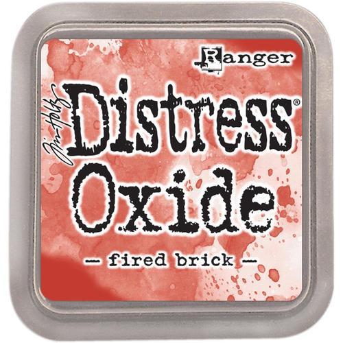 Fired Brick Distress Oxides Ink Pad - Tim Holtz