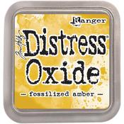 Fossilized Amber Distress Oxides Ink Pad - Tim Holtz