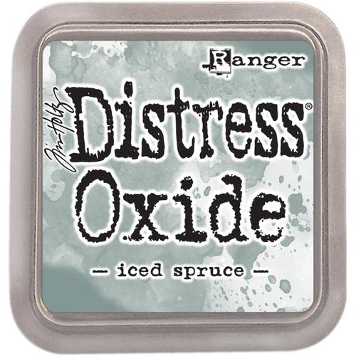 Iced Spruce Distress Oxides Ink Pad - Tim Holtz