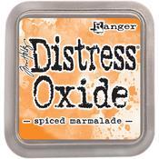 Spiced Marmalade Distress Oxides Ink Pad - Tim Holtz