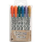 Tim Holtz Distress Crayon Set Set #9