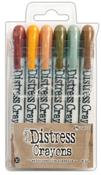 Tim Holtz Distress Crayon Set Set #10